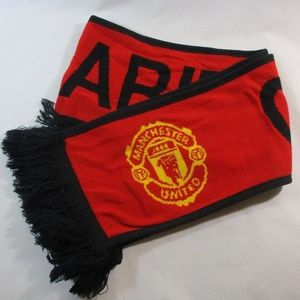 Manchester United Chicharito #14 Soccer Fan Scarf